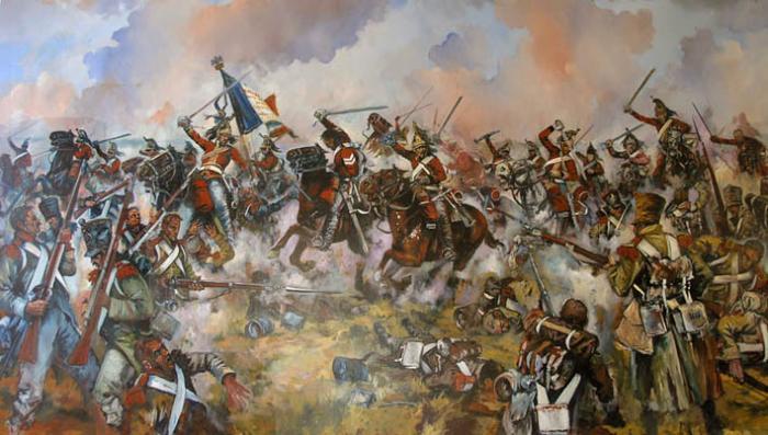 Yessy gt Jason Askew gt Napoleonic gt Waterloo1st Royal dragoons