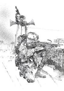military coloring pages iraq | Yessy > Jason Askew > Modern era/Post WW2 > Iraq- British ...