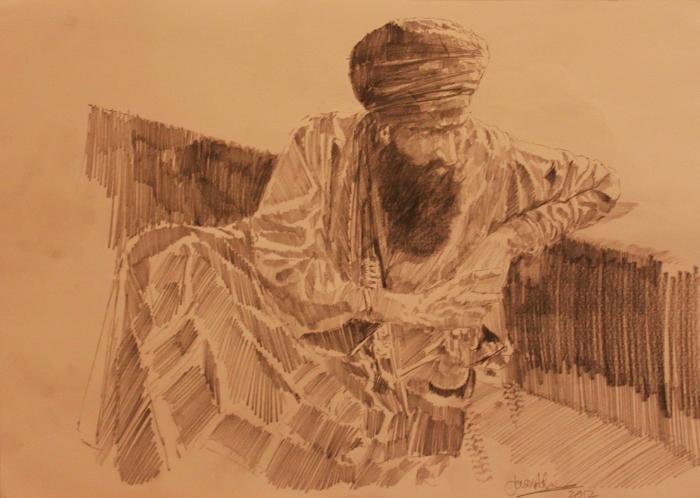Yessy Gt Jason Askew Gt Sikh Historical Art Gt Sant Jarnail